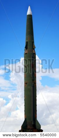 A Pershing Missile