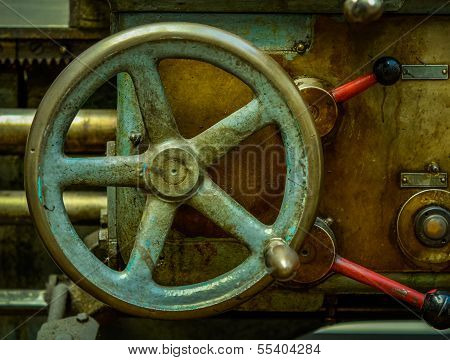 Vintage Industrial Machinery