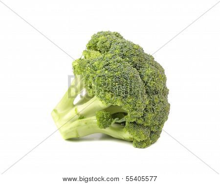 Fresh healthy brocoli.
