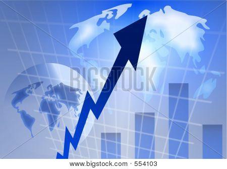 Globus-Stats-Hintergrund