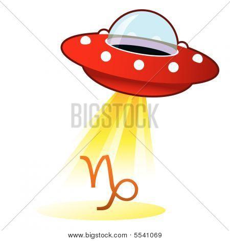 Capricorn on UFO