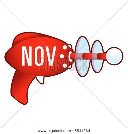 November on retro raygun