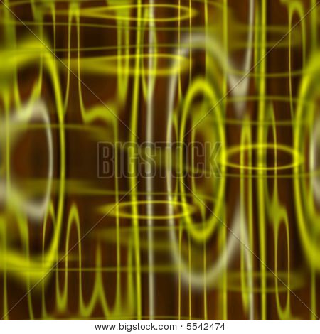 Beautiful Blurry Futuristic Abstract Design Background Texture