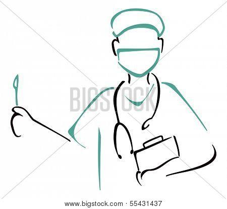 Preparing to surgery