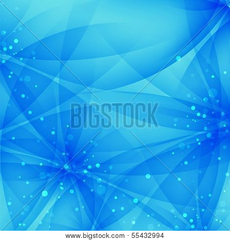 Abstract Background For Design, Floral Textures, Vector Illustration