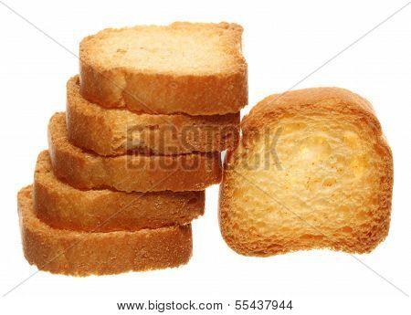 Zwieback Brot Laib Toast Kekse, Diät essen