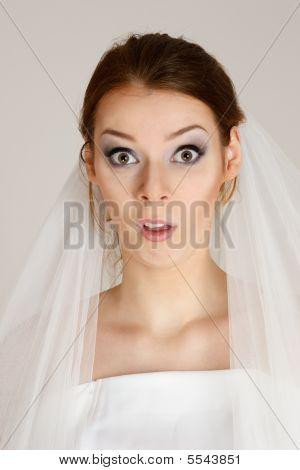 Emotional Bride