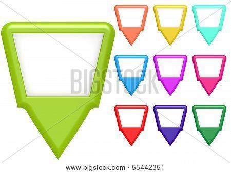 Trapezium markers