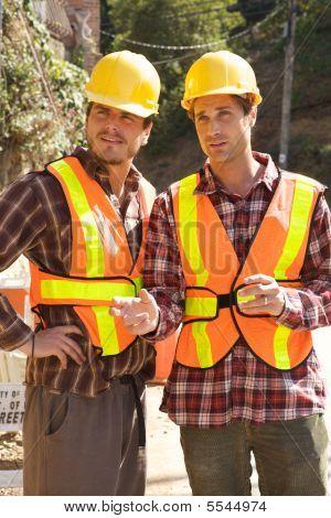 Constructin Worker