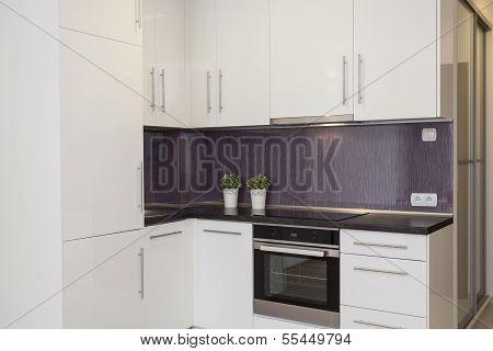 Cosy Flat - Kitchen