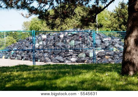 Garbage Storage Site