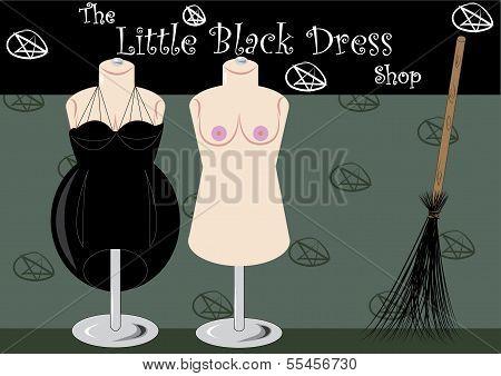 The Little Black Dress Shop