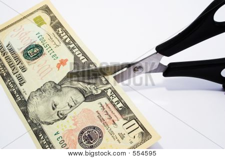 Ten Dollar Cut
