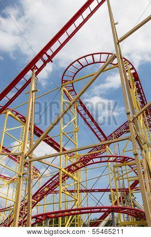 Rollercoaster Rails
