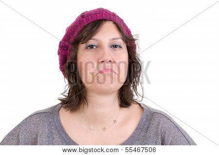 Supercilious Disdainful Woman