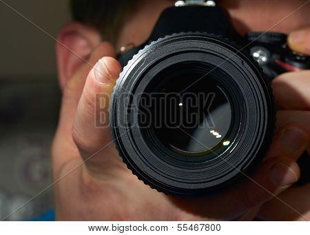 Test Kamera
