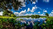 stock photo of ponds  - A High Resolution - JPG