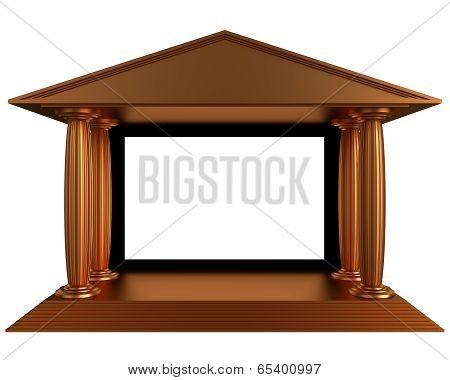 antique cinema theater