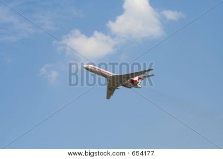 Polish Jet Plane
