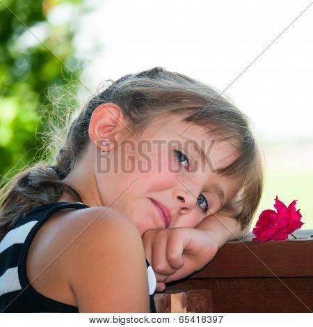 Pretty Granddaughter