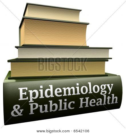 Education Books - Epidemiology & Public Health