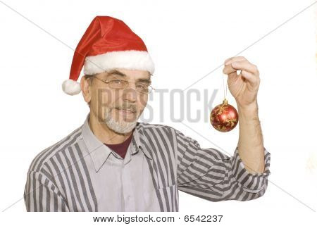 Man  Keeps Decoration
