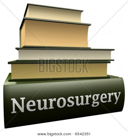 Education Books - Neurosurgery