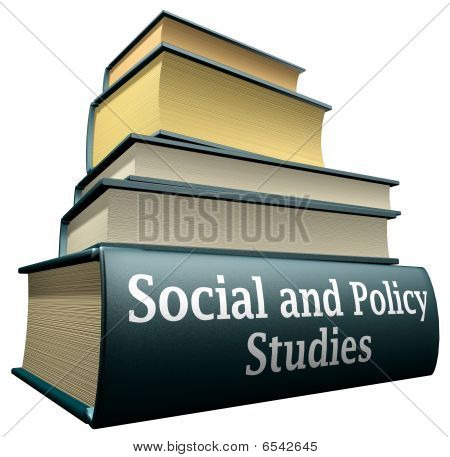 Education Books - Social And Policy Studies