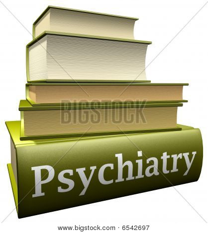 Education Books - Psychiatry