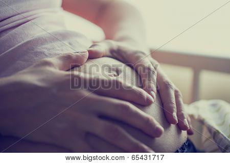 Bonding With Unborn Child