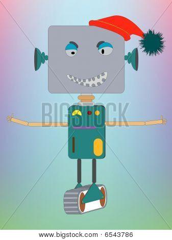 Robot Said - Give Me A Hug