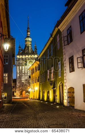 Clock Tower, Landmark of Transylvania, Sighisoara