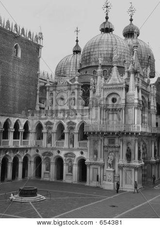 Dodge Palace. Venice.