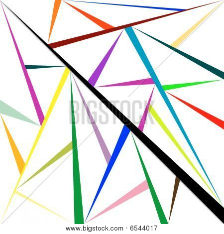 Malla geométrica