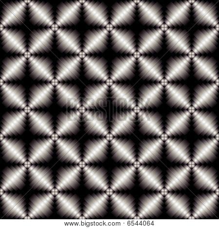 Metallic Geometric Seamless Texture