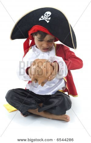 Pirate And Finance