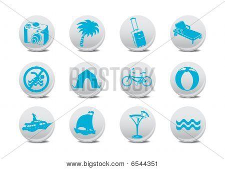 Tourism Icons
