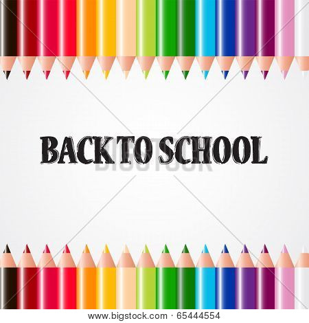 Back to School Concept Vector Illustration