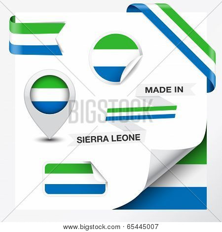 Made In Sierra Leone Collection