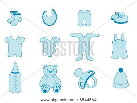 Baby-Kleidung