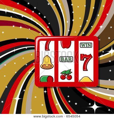 Casino Items Icon Set