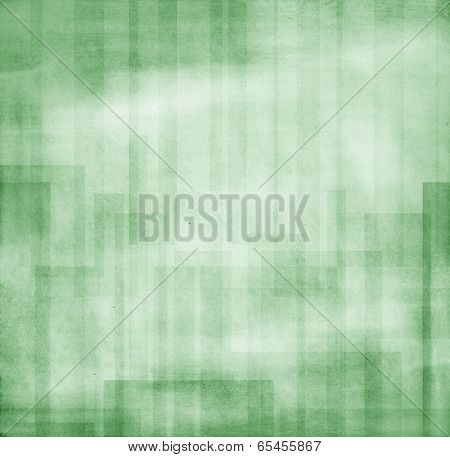 Grunge Green Texture Background
