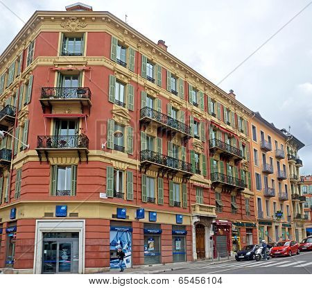 Nice - Architecture