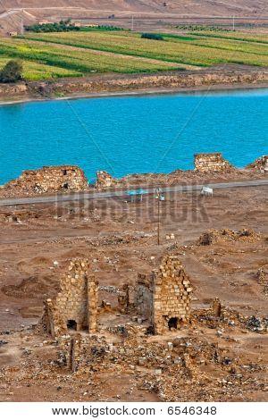 Syria - Halabia, Town Of Zenobia