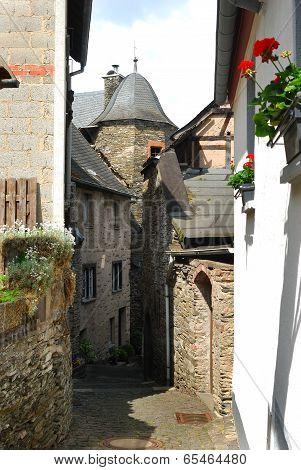 Old Alley In Beilstein