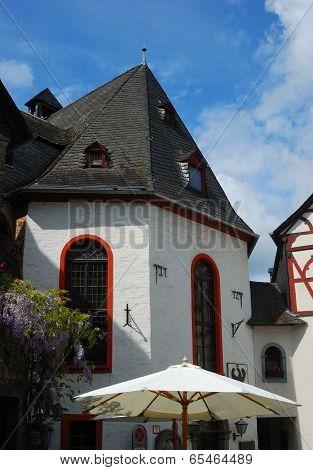 Town Hall In Beilstein