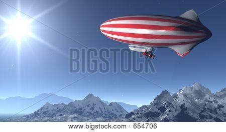 Zeppelin listrado
