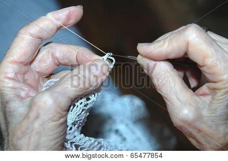 Aging Hands Crochet