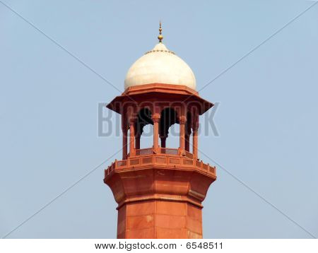 Top of Minaret