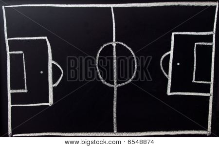 Chalk Football Pitch